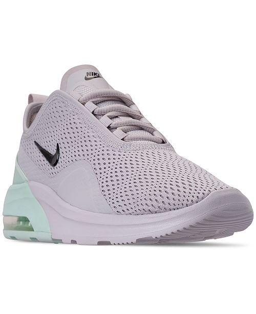 quality design d4471 96dc3 ... Nike Women s Air Max Motion 2 Casual Sneakers from Finish ...