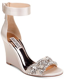 Badgley Mischka Lauren Evening Sandals