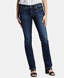 Elyse Slim Bootcut Jeans