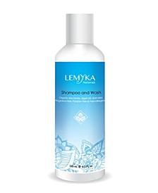 Lemyka Baby Gentle Shampoo and Wash