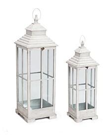 """Lantern (Set of 2) 27.5""""H, 38""""H"""