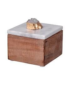 Banswara Amethyst Treasure Box