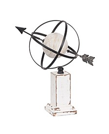 Armillary Table Decor