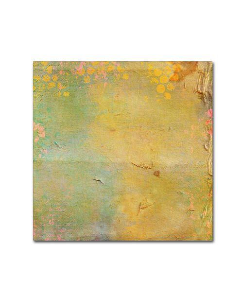 """Trademark Global Marcee Duggar 'Color Changed Card' Canvas Art - 35"""" x 35"""" x 2"""""""