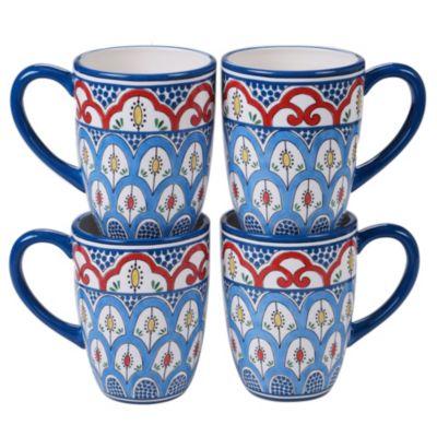 Tangier 4-Pc. Mug