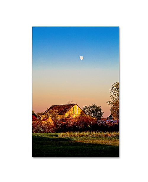 "Trademark Global The Lieberman Collection 'Home' Canvas Art - 19"" x 12"" x 2"""