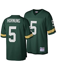 Mitchell & Ness Men's Paul Hornung Green Bay Packers Replica Throwback Jersey