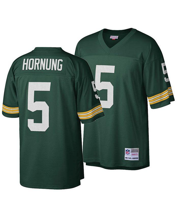 Men's Paul Hornung Green Bay Packers Replica Throwback Jersey