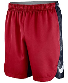 Nike Men's St. Louis Cardinals AC Dry Emboss Shorts