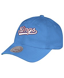 Mitchell & Ness Sacramento Kings Hardwood Classic Basic Slouch Cap