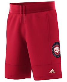 adidas Men's Louisville Cardinals Celebration Shorts
