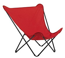 Pop Up XL Umbrella Style Folding Chair