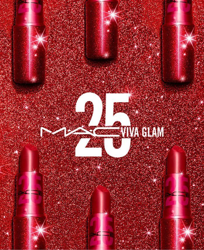 MAC - Viva Glam 25th Anniversary