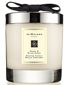 Jo Malone London Peony & Blush Suede Home Candle, 7.1-oz.