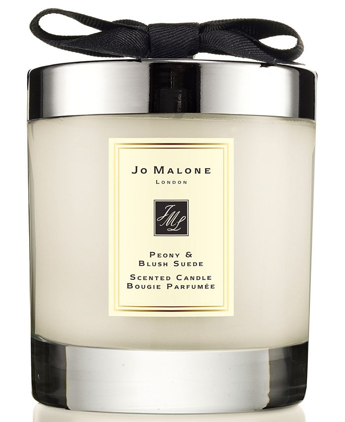 Jo Malone London - Peony & Blush Suede Scented Candle, 7.1-oz.