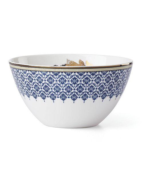 Lenox Global Tapestry Sapphire  All Purpose Bowl