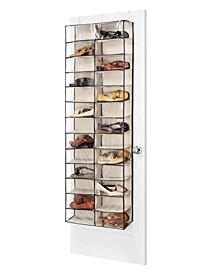 Over-the-Door Shoe Shelves