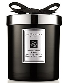 Velvet Rose & Oud Home Candle, 7.1-oz.