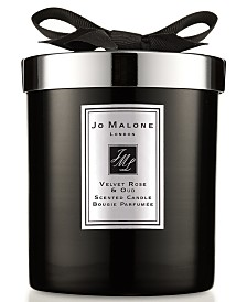 Jo Malone London Velvet Rose & Oud Home Candle, 7.1-oz.