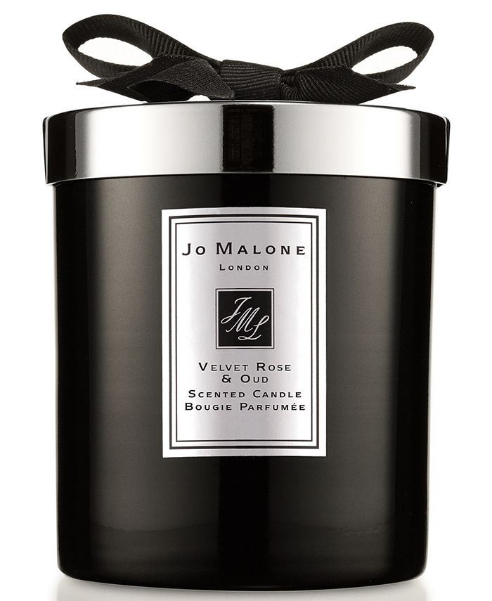 Jo Malone London - Velvet Rose & Oud Scented Candle, 7.1-oz.