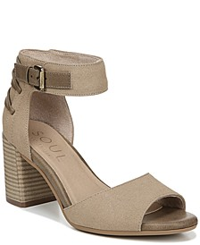 Carmen Ankle Strap Sandals