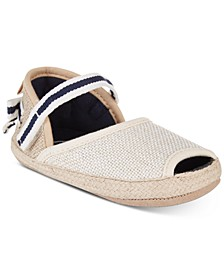 ro + me by Baby Girls Lauren Espadrille Sandals