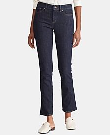 Petite Premier Straight Curvy Jeans