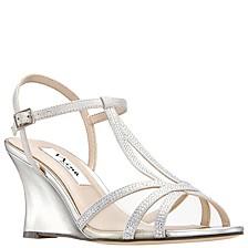 Viveca Wedge Sandals