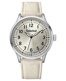 Men's Alford Beige/Silver/Cream Watch