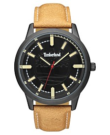 Timberland Men's Harwinton Tan/Black Watch