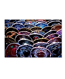 "Robert Harding Picture Library 'Mexican Hats' Canvas Art - 19"" x 12"" x 2"""