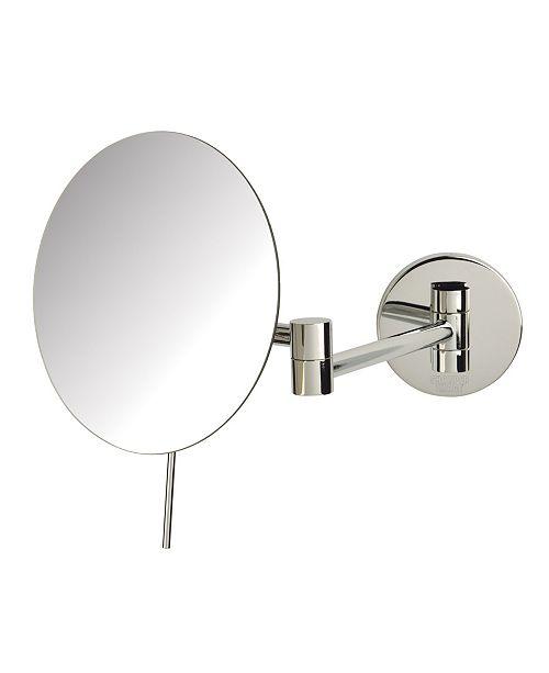 Sharper Image Makeup Mirror.The Sharper Image Jrt685c 7 75 Wall Mount Makeup Mirror