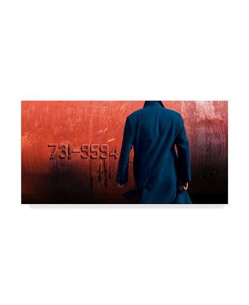 "Trademark Global Mikhail Potapov 'Puzzle' Canvas Art - 32"" x 16"" x 2"""