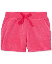 Polo Ralph Lauren Little Girls Terry Shorts