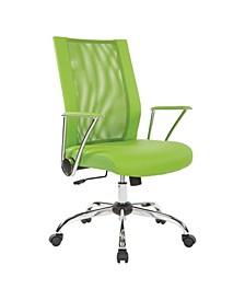 Bridgeway Office Mesh Chair with Chrome Base