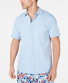Tommy Bahama Men's Bodega Beach Camp Shirt