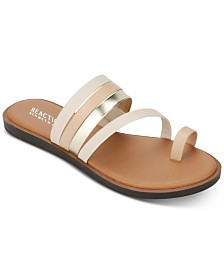 Kenneth Cole Reaction Women's Spring Toe-Ring Sandals