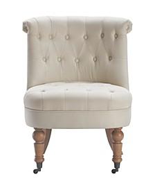 Elmhurst Slipper Chair, Quick Ship