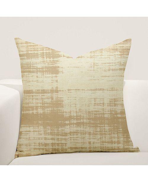 """Siscovers Medici 16"""" Designer Throw Pillow"""