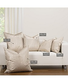 Champagne Celebration Accent Throw Pillow