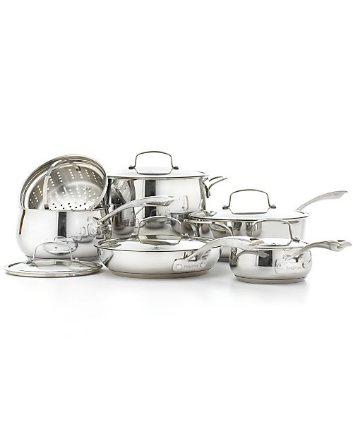 Belgique 11-Pc. Cookware Set