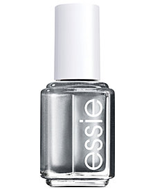 essie nail color, no place like chrome