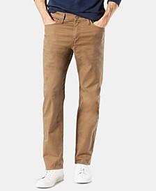 Men's Slim Fit Jean Cut Khaki All Seasons Tech Pants