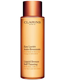 Clarins Liquid Bronze Self Tanning, 4.2 oz
