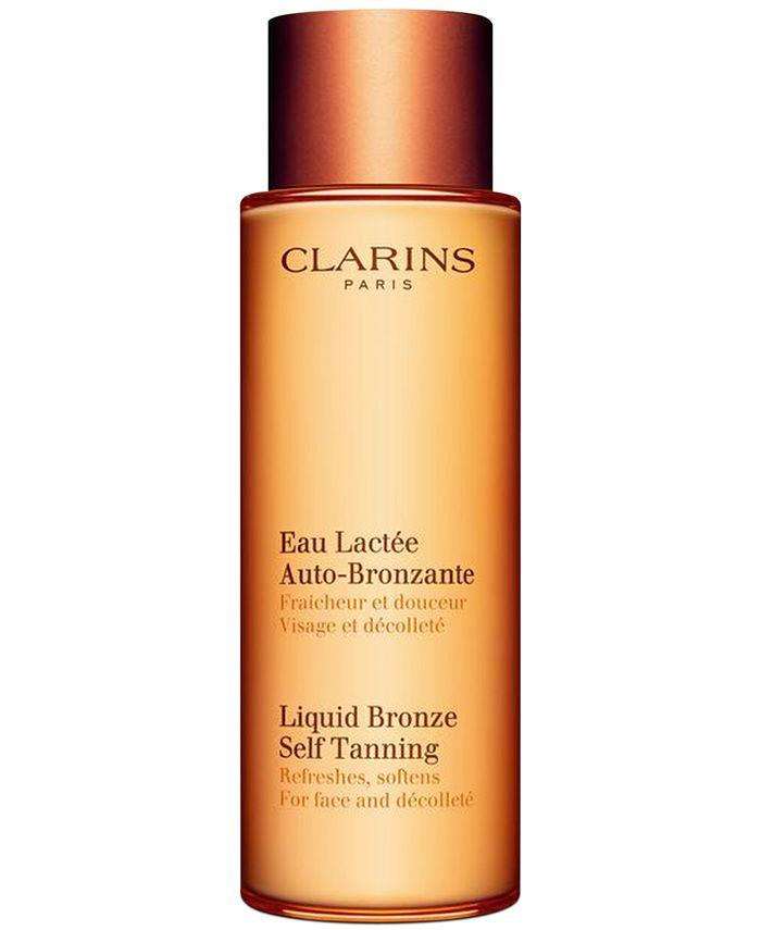 Clarins - Liquid Bronze Self Tanning, 4.2 oz
