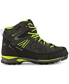 Little Boys Hot Rock Mid Waterproof Hiking Boots from Eastern Mountain Sports
