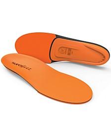 Men's Orange Insoles from Eastern Mountain Sports