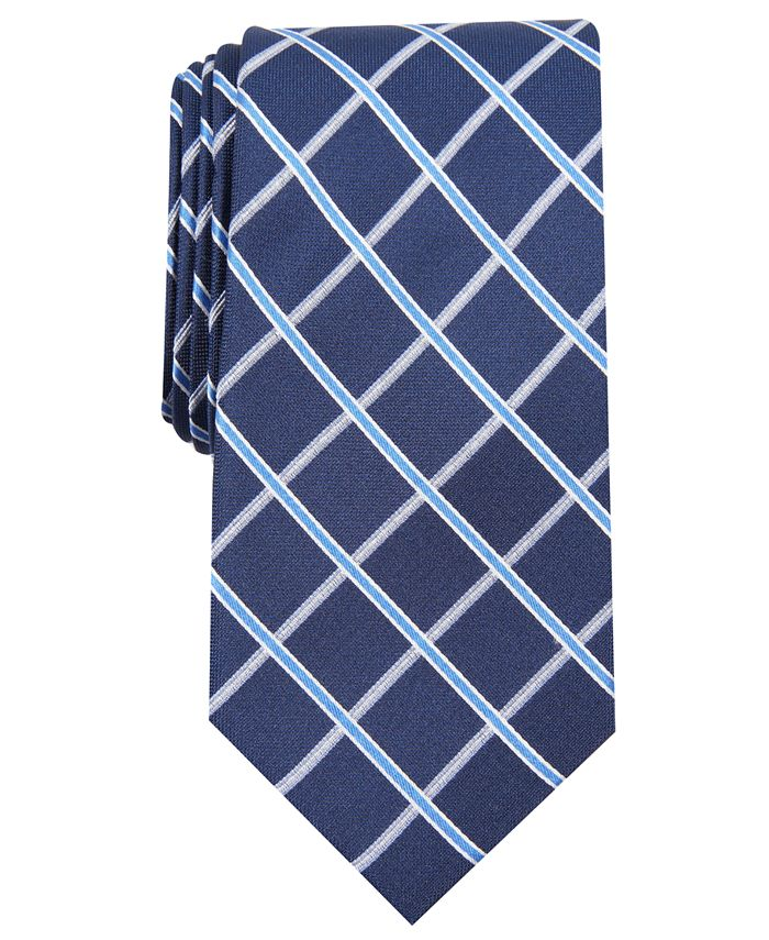 Club Room - Men's Grid Tie