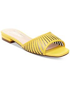 Nanette by Nanette Lepore Wonder Flat Sandals