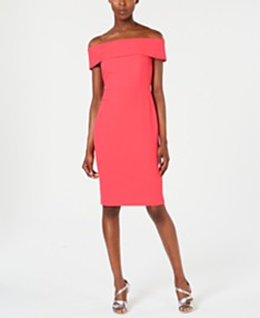 0288f228794372 Calvin Klein Clothing for Women - Dresses & More - Macy's